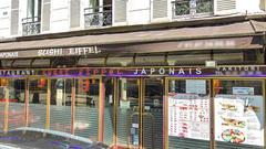 Sushi Eiffel