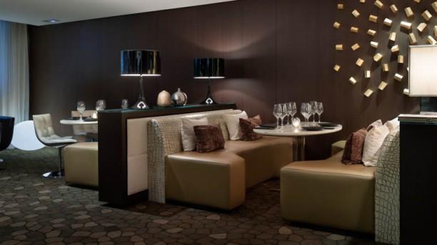 Rumbo Bar & Eatery Vista de la sala
