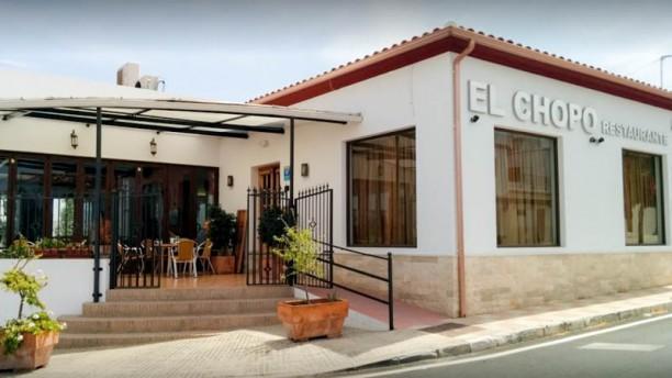 El Chopo Restaurante Fachada