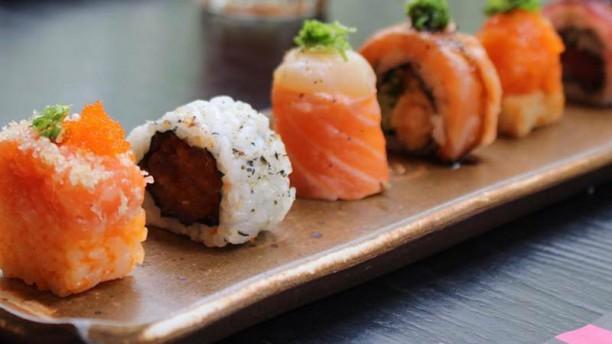 IT Sushi Pinheiros Sugestão do chef