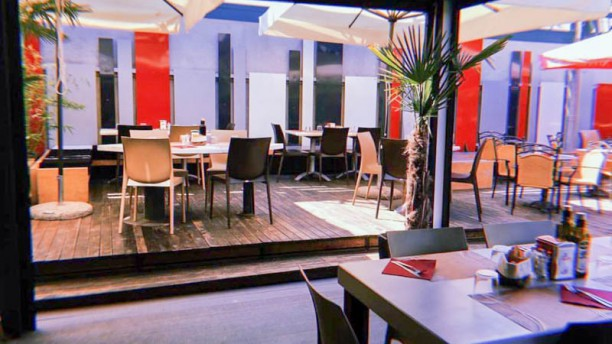 37036 Wine Cafè Vista sala