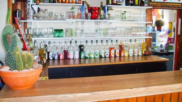 Le Cheyenne cote bar