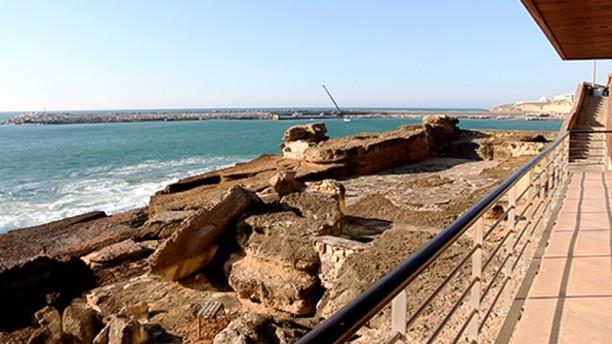 Esplanada Furnas Vista para o mar