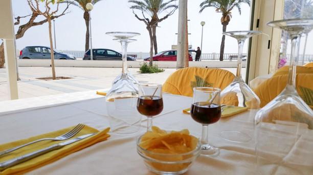 Bella Cala Restaurant Terraza