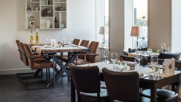 Brasserie Buuren Het restaurant