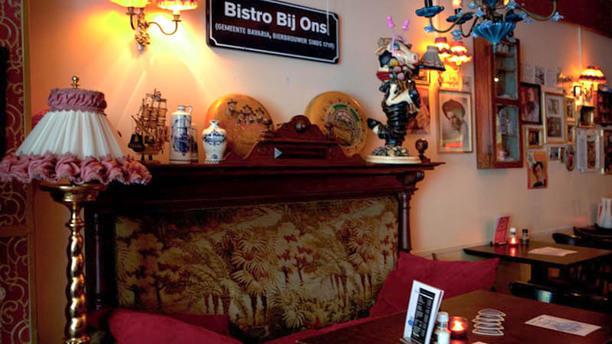 Bistro Bij Ons Restaurant
