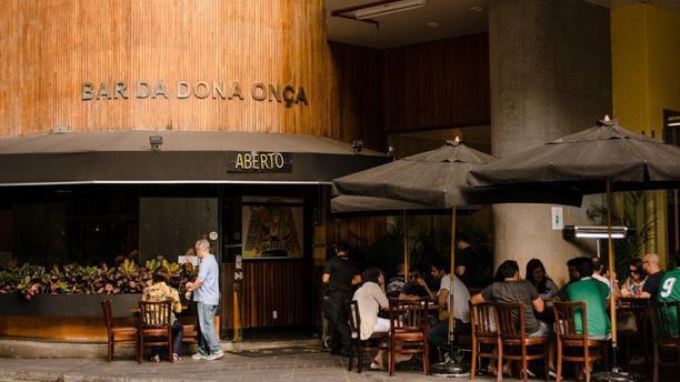 Bar da Dona Onça Fachada