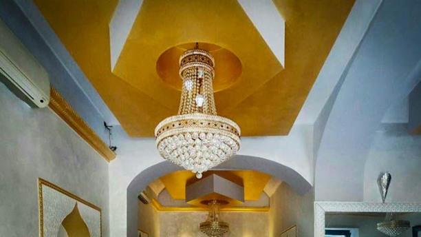 Dubai Cafè Particolare decorazione