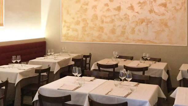 San Pietro Sala del ristorante