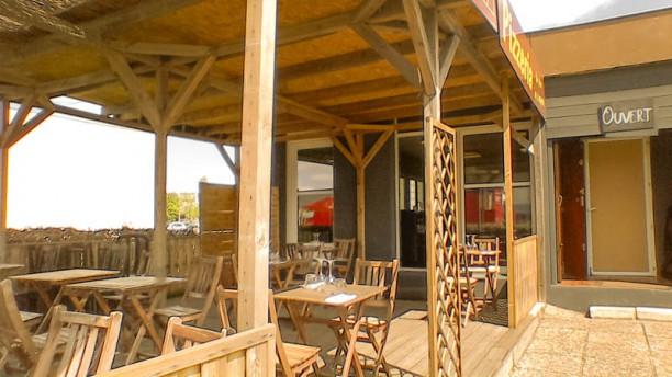 Bistrot 12-14 terrasse