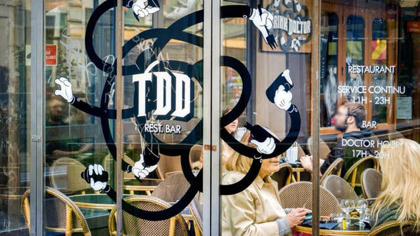 The Drink Doctor in Paris - Restaurant Reviews, Menu and
