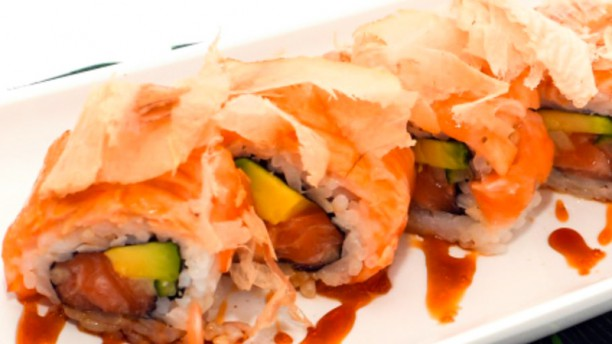 Sushi Hiro Suggestion de plat