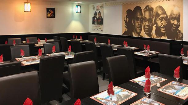 Créole Avenue Salle du restaurant