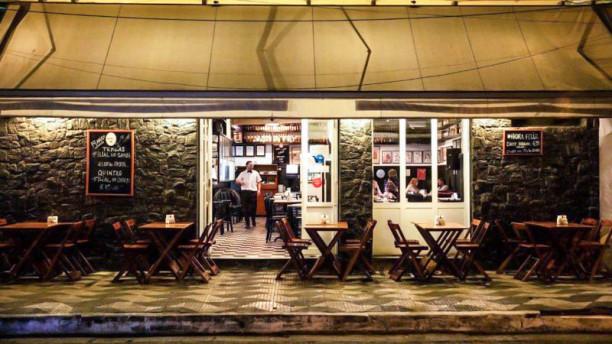 Bar Filial Fachada