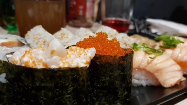 Matuya Sushi Suggestion du Chef