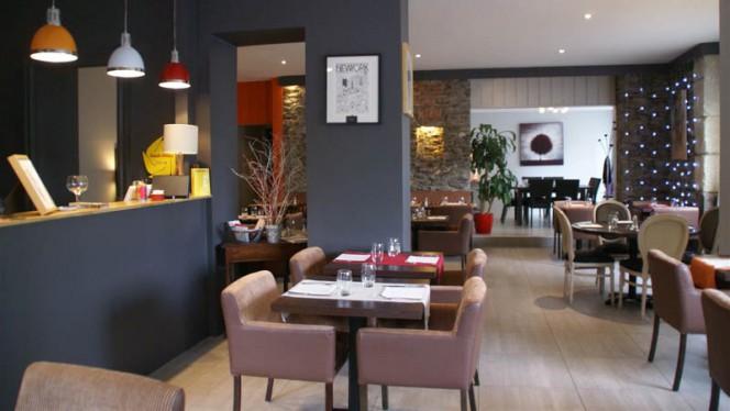 Salle Restaurant - Le Baco Saveurs, Nantes