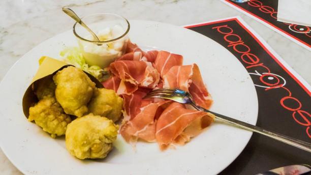 Papero Restaurant Menu
