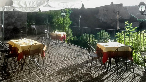 Hosteria del Borgo esterno