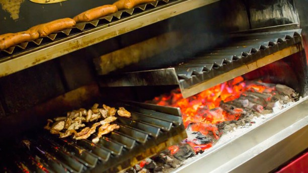 La Pitarra Heliópolis Sugerencia del chef