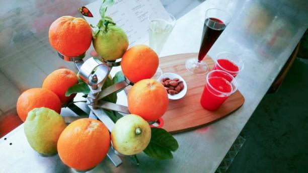 Dalla Terra Bistrot Succhi di frutta naturali