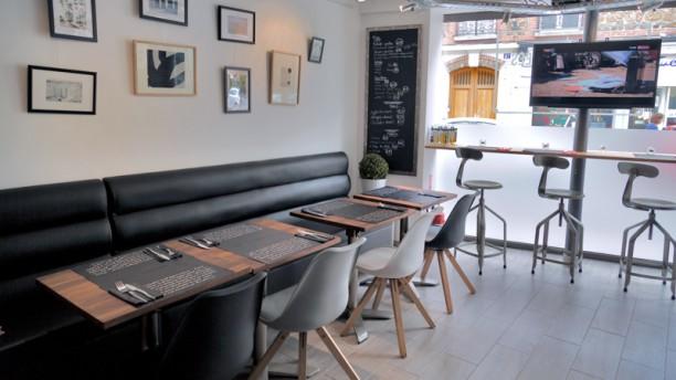 L'atelier du Poulet Salle du restaurant