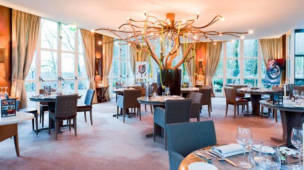De Steenen Tafel Het restaurant