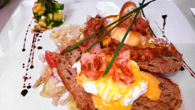 suggestie van de chef - Breakfastclub De Pijp, Amsterdam