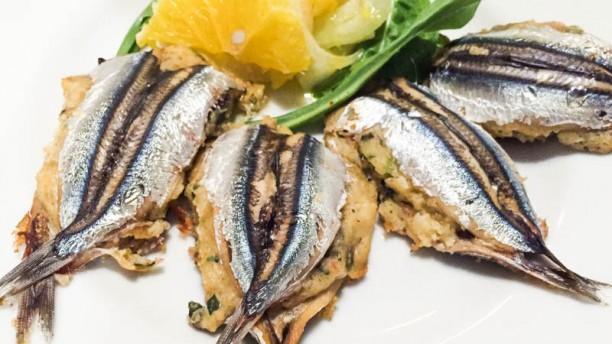 La taverna di Colombo Sardine
