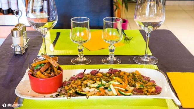 Suggestion du Chef - Le Bourg'Bon de Mouzda, Bordeaux