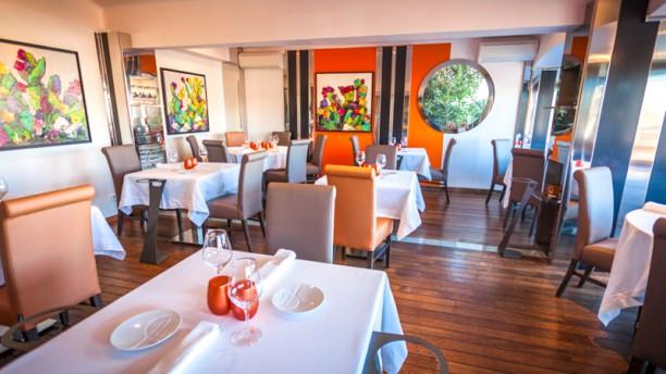 Le Fanal - Pascal Borrell Salle du restaurant