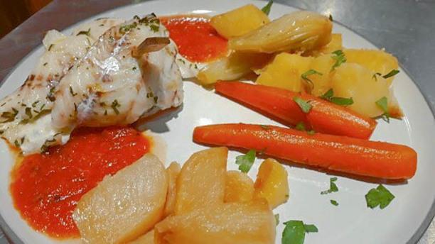 La Passerelle - Restaurant et Espace Culturel Suggestion de plat