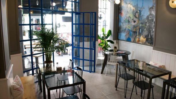 Kea Sala del restaurante