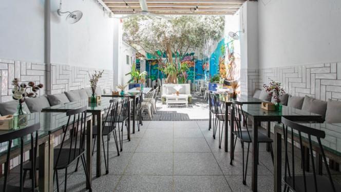 Patio Interior - Kea, Valencia