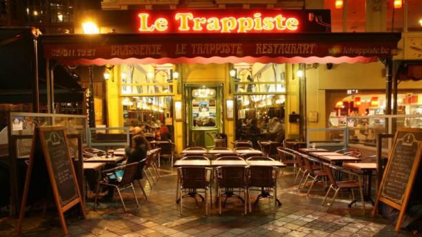 Trappiste Terrasse