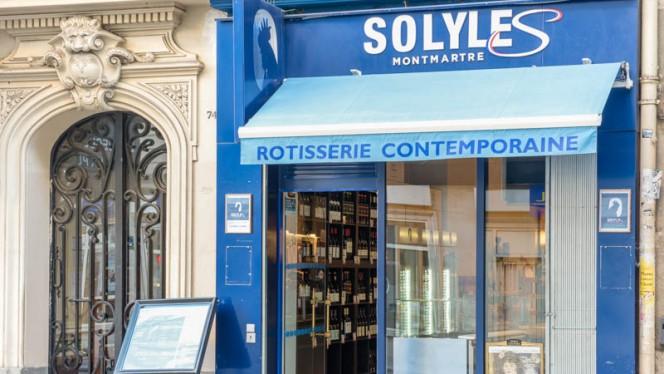 Solyles - Restaurant - Paris