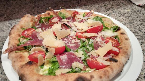 La Trattomia pizza