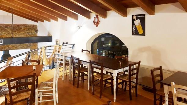 Kraken Pub Vista della sala