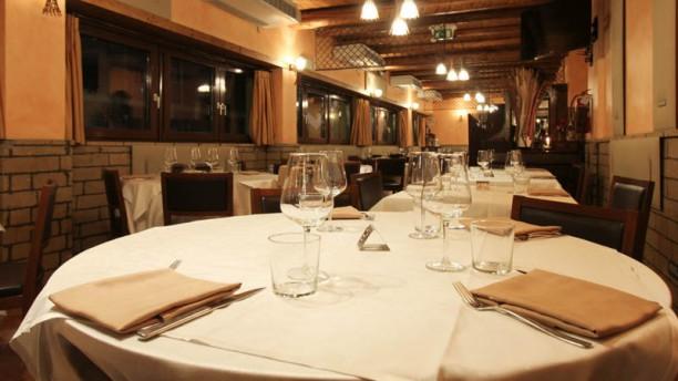 Beato Te Sala del ristorante