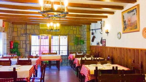 El Chato Vista sala