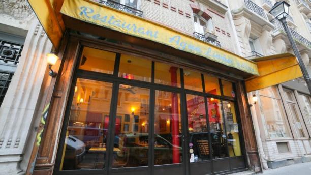Agua Limon Devanture du restaurant