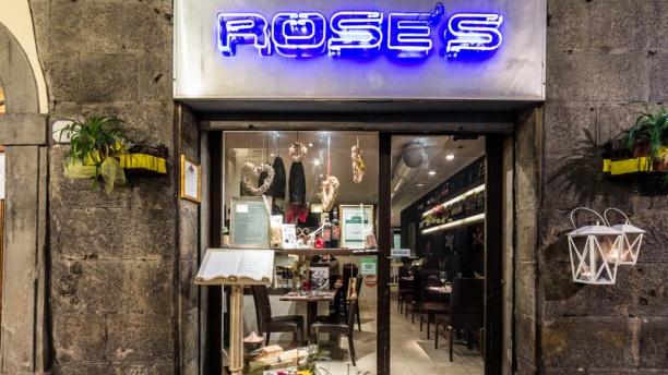 Rose's La entrata