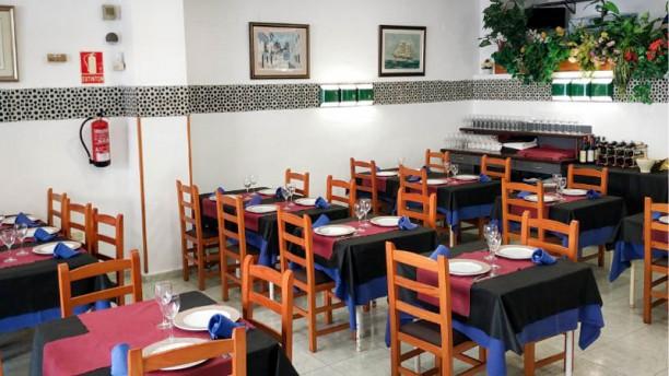 Restaurante Goyo Vista del interior