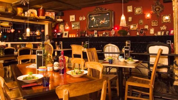 De Beurs Eten & Drinken Restaurant