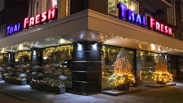 Thai Fresh Het restaurant