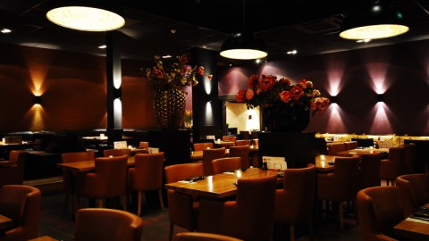 Restaurant MIU, Amsterdam