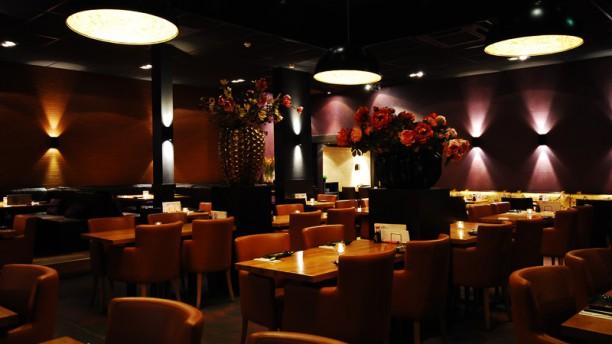 Restaurant MIU restaurantzaal