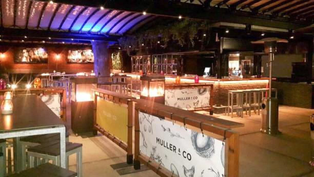 Muller en Co. Het restaurant