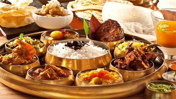 O'Raj Mahal Suggestion de plat