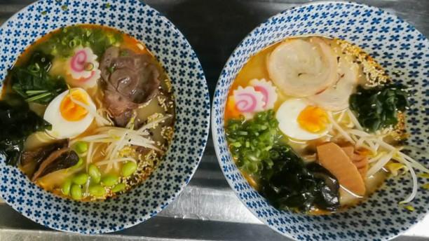 Midori Sushi Japonés Sugerencia del chef
