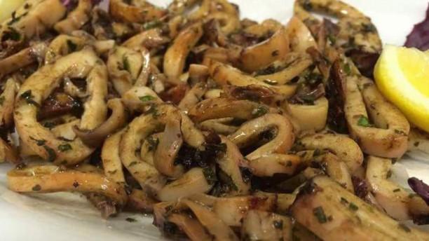 Trattoria Ittiturismo La Cortice Calamari arrosto in agrodolce